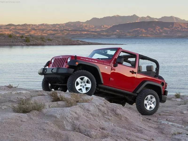 History of Jeep Wrangler - Great off-road vehicle