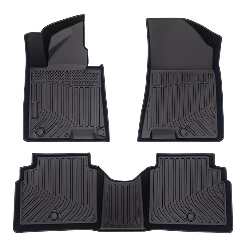 The latest development of Korea Kia K8 car floor mat Tpe카매트