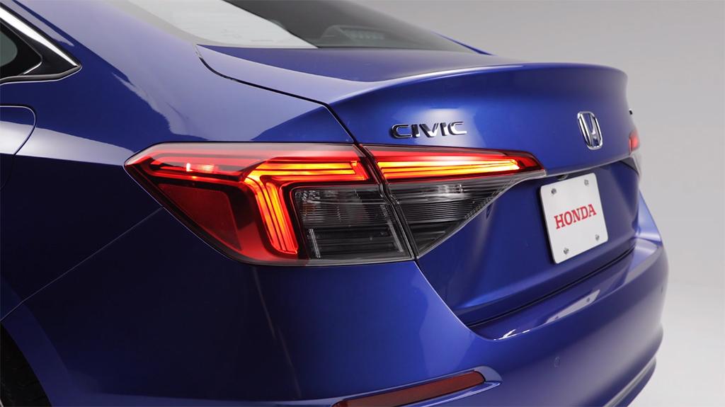 The mold of car floor mat for Honda Civic 2022 is under development.