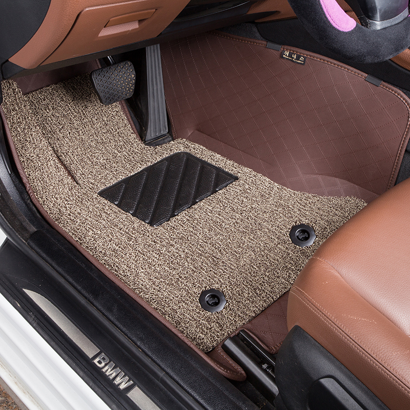 5D car mat 6D coil car mat car floor mat carpet
