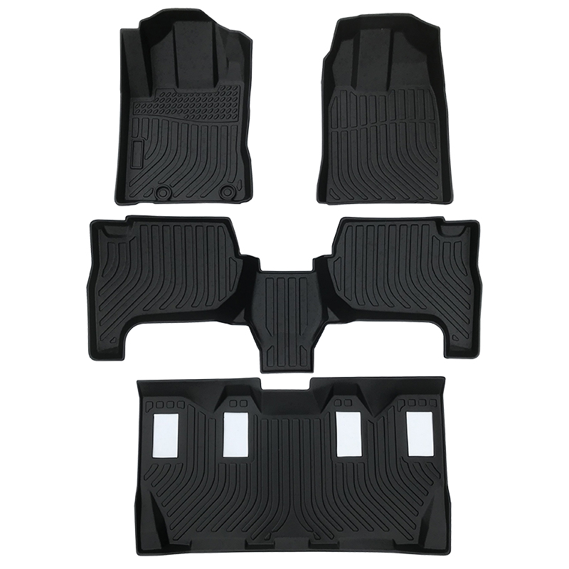 TPE car floor liner car floor mat for 2018-2020 Toyota Ruhs carpet Matting