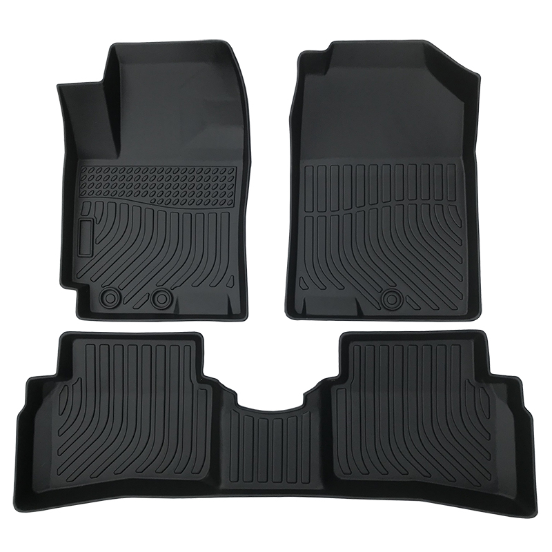Car floor mat for 2016-2020 Kia Rio carpet car Matting