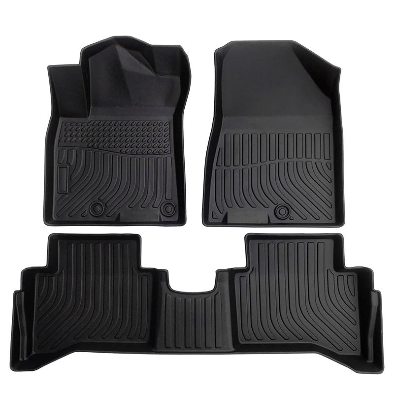 TPE weather car floor liners car mats for 2017-2021 Kia Niro