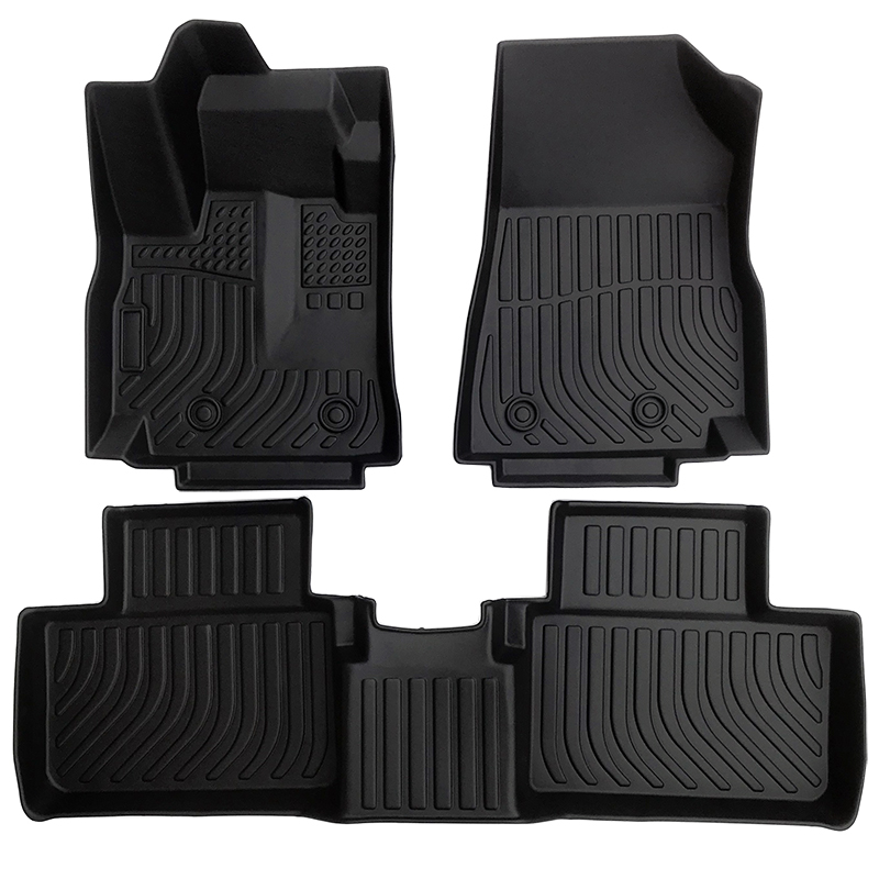 TPE Car floor mat for 2020 Renault Samsung XM3 car mat