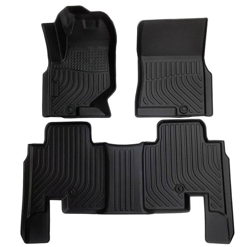 TPE Car floor mat for 2018-2020 Ssang yong Rexton Sport