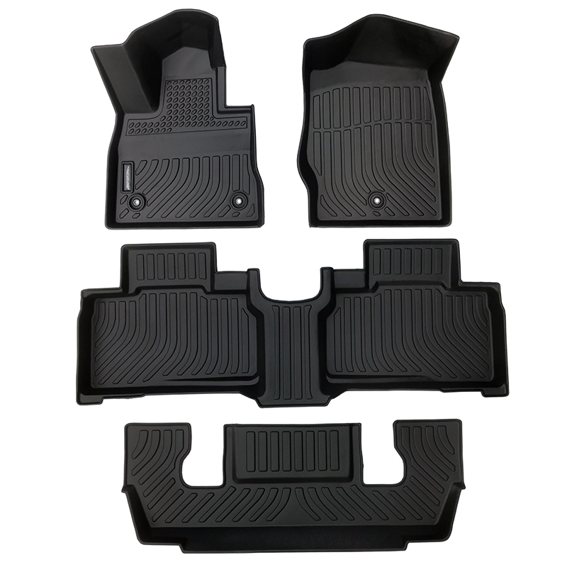 TPE Car floor mat for 2020 Ford Explorer car floor liner carpet car Matting