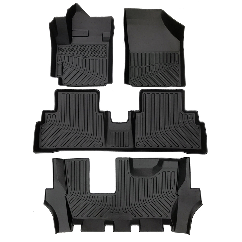 Tpe car floor mat for Suzuki Ertiga car floor liner carpet matting