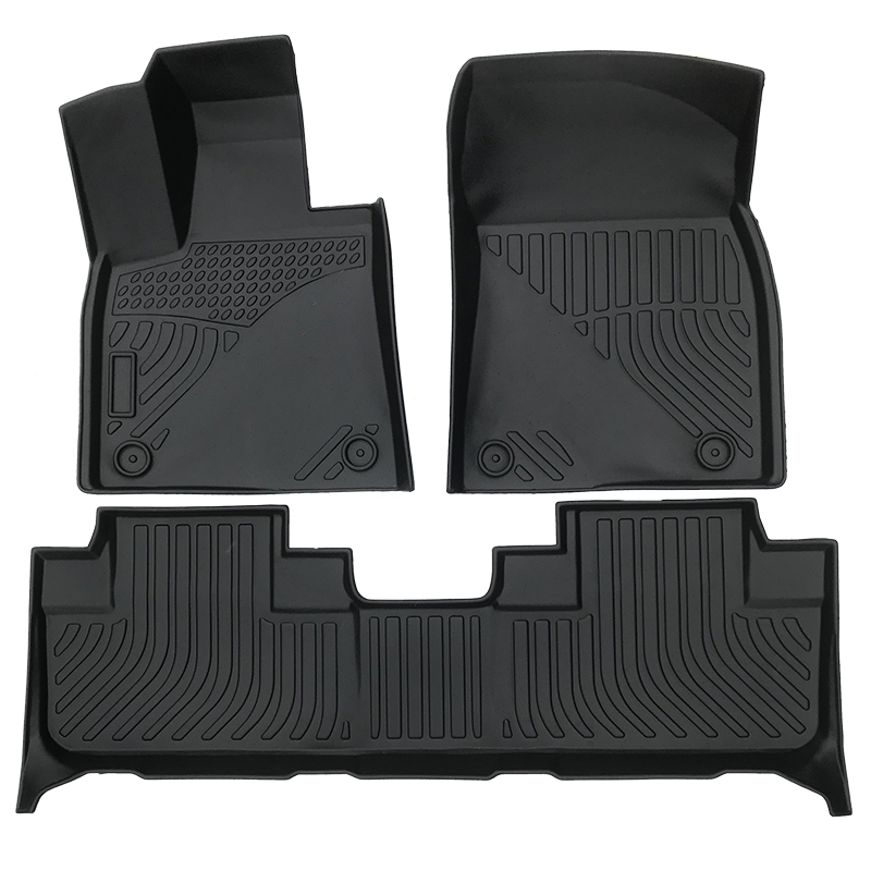 TPE weather floor liner car floor mat for 2018-2020 Lexus RXL