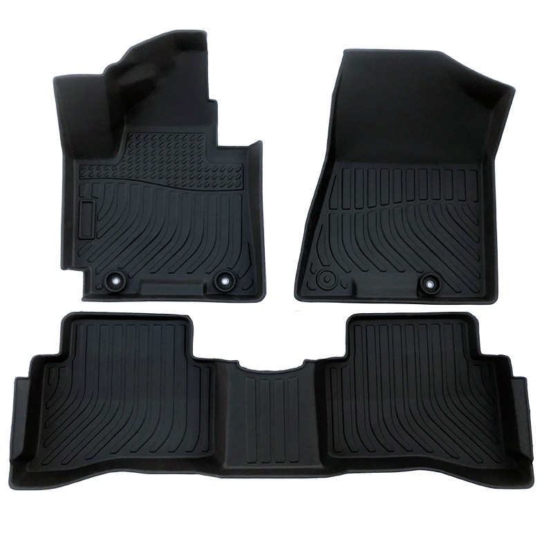 TPE all weather car floor liners mat for Hyundai Tuscon carpet