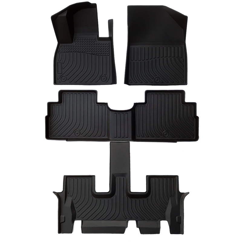 펠리세이드 TPE 카매트 car floor mat for 2019-2020 Hyundai Palisade