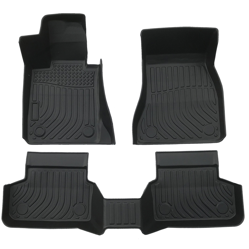 TPE weather floor liner car floor mat for 2017- BMW 5 Series G30