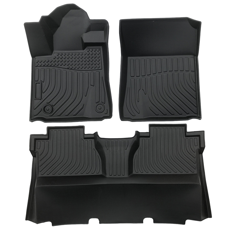 3D car floor liner mat for 2014-2020 Toyota Tundra Crewmax