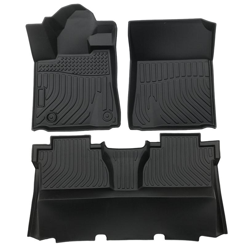 3D car floor liner mat for 2014-2020 Toyota Tundra Crewmax