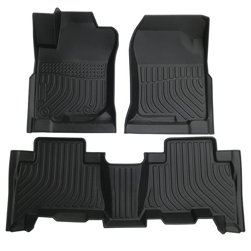 Car floor liner car floor mat for Toyota Land cruiser Prado