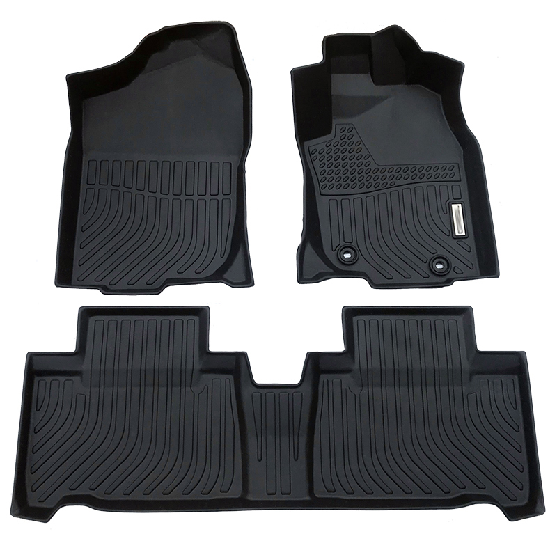 Car floor liner car floor mat for Tesla Model Y 2020-