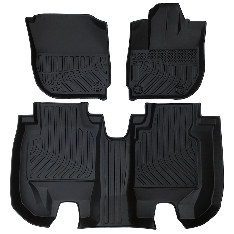 Car floor liner mats for Honda HR-V XR-V Vezel HRV matting carpet