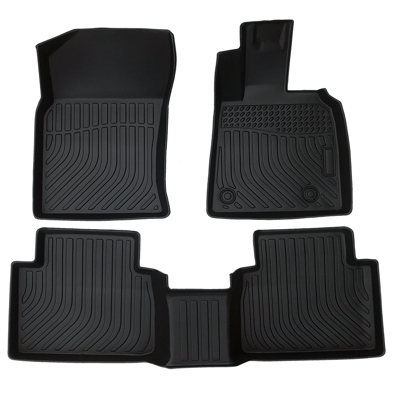 3D TPE weather car floor liner mat for 2018-2020 Toyota Camry