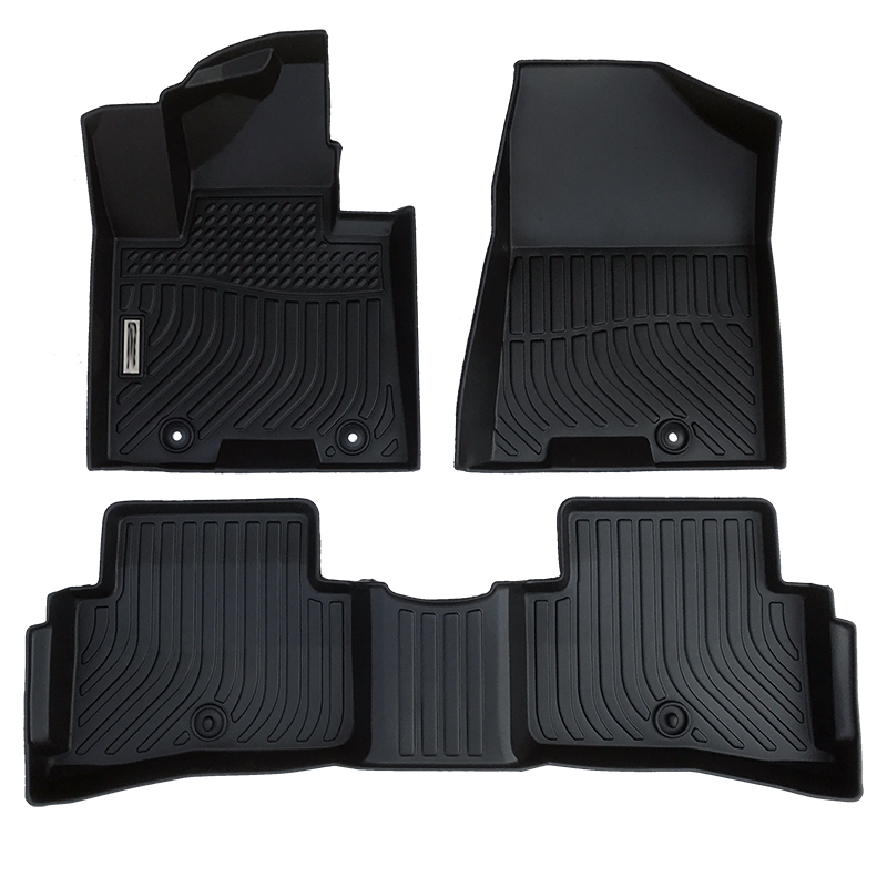 TPE all weather car floor liners floor mat for Hyundai Tuscon matting carpet