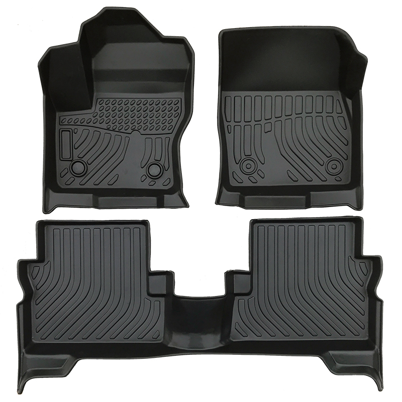 TPE weather car floor liners mat for Ford Escape Kuga
