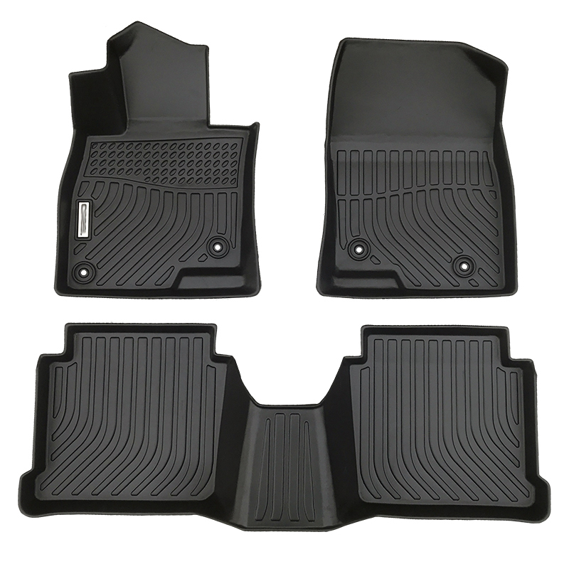 All weather 3D Car floor mats car floor liners for Mazda 6 Atenza