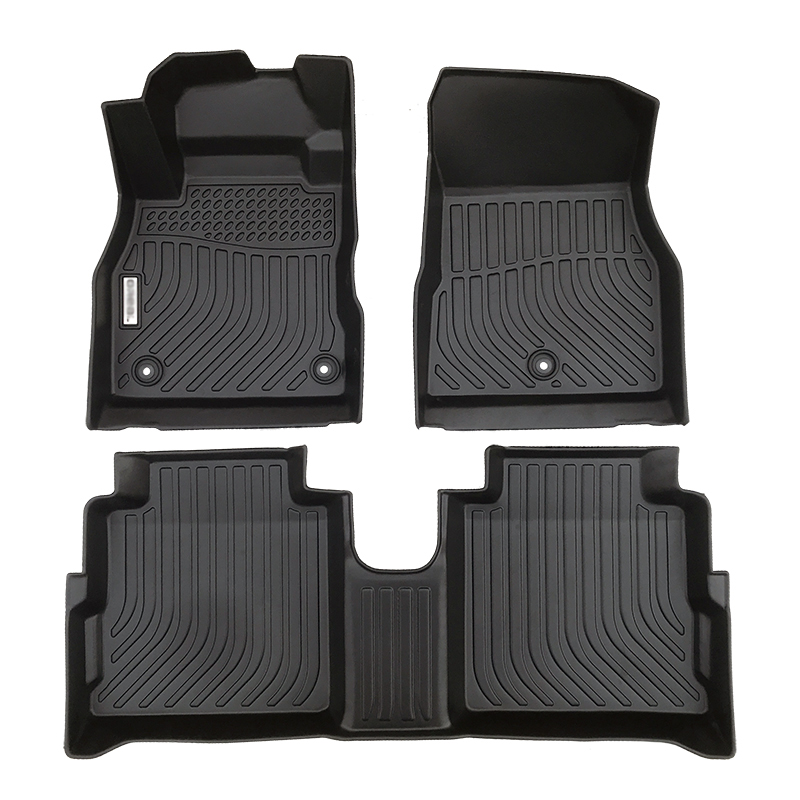 All weather 3D Car floor mats car floor liners for Nissan Kicks