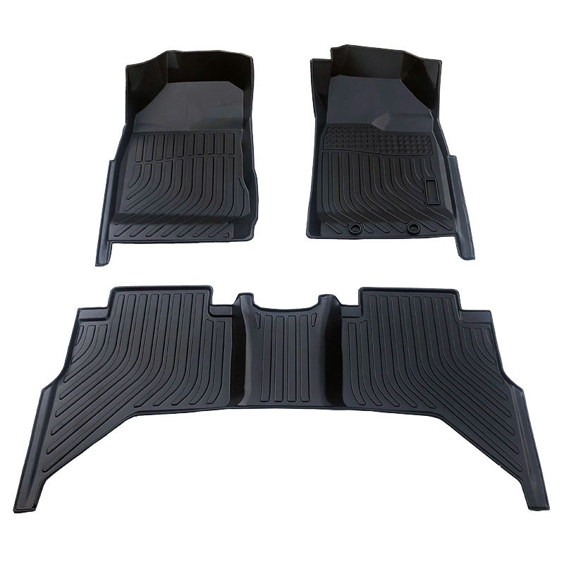 5D Car floor mats car floor liners for Isuzu D-max dmax carpet