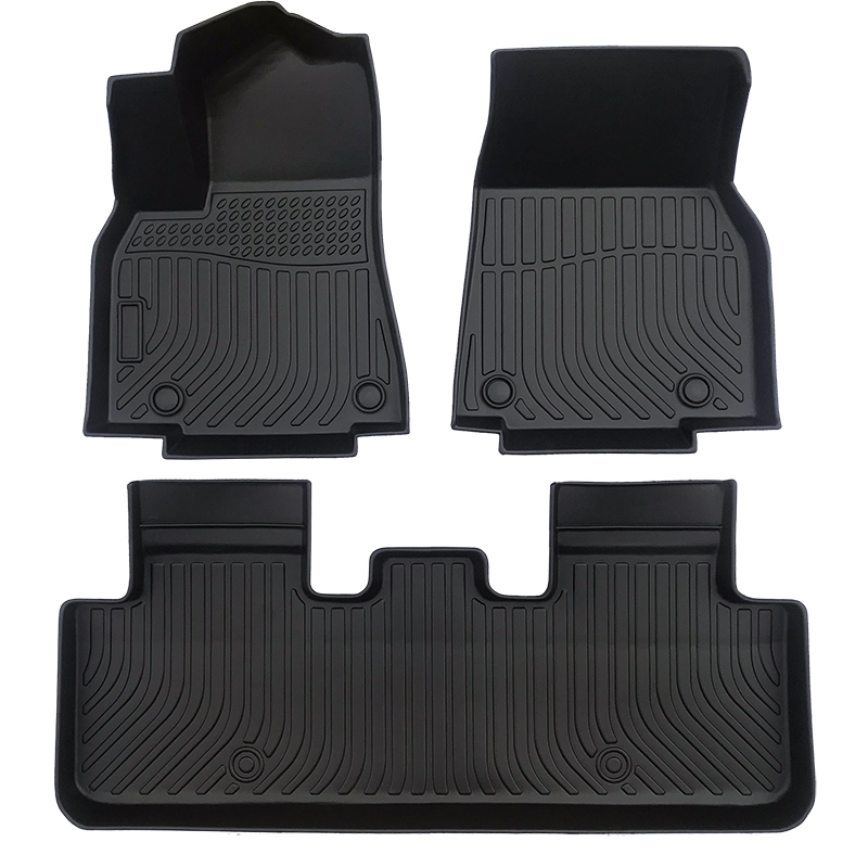 Car floor liner car floor mats for Tesla Model Y 2020- carpet