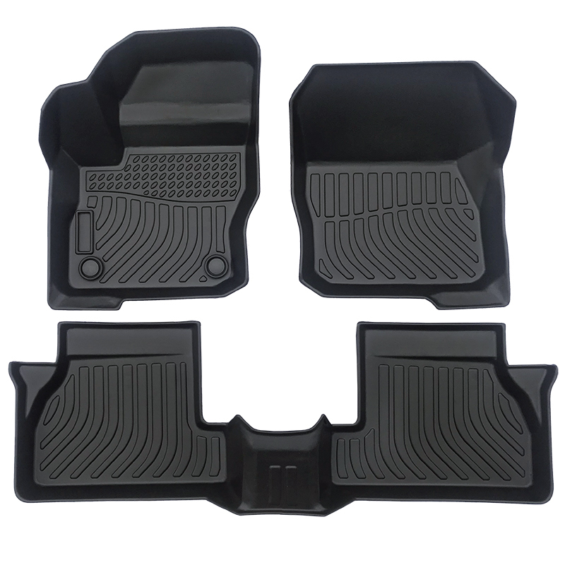 TPE all weather car floor liners car floor mat for Ford Focus ST