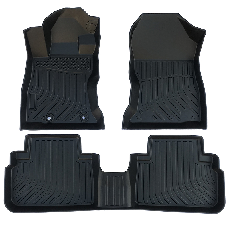 3D TPE weather car floor liners mat for Subaru Forester carpet