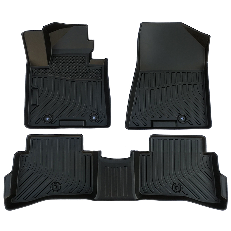 TPE all weather car floor liners mat for Kia Sportage carpet matting