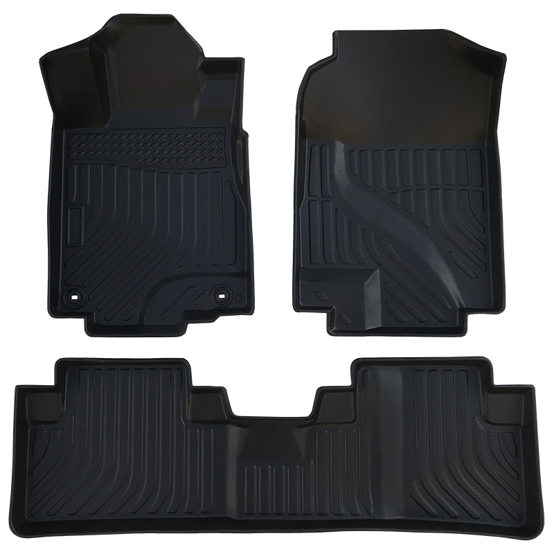 5D carpet car floor liners mats matting for Honda CR-V CRV