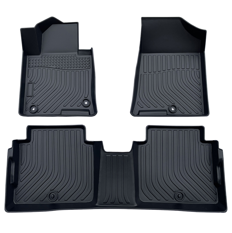 TPE all weather car floor liners mats for Kia Optima K5