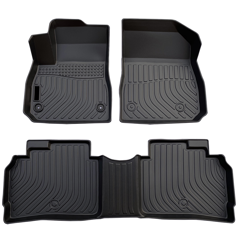 TPE all weather car floor liners mat for Chevrolet Malibu carpet