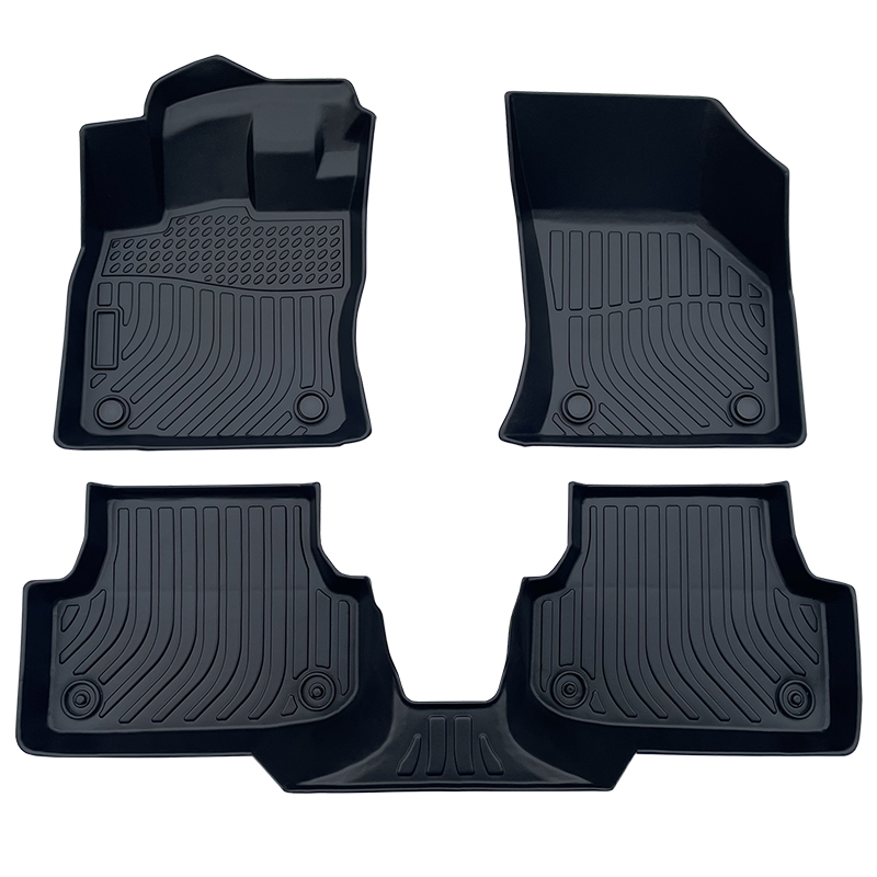 3D tpe all weather Car floor liner car floor mat for Audi A3 Sedan