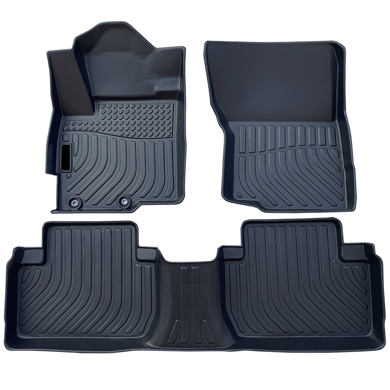 TPE all weather car floor liner mat for Mitsubishi Outlander carpet