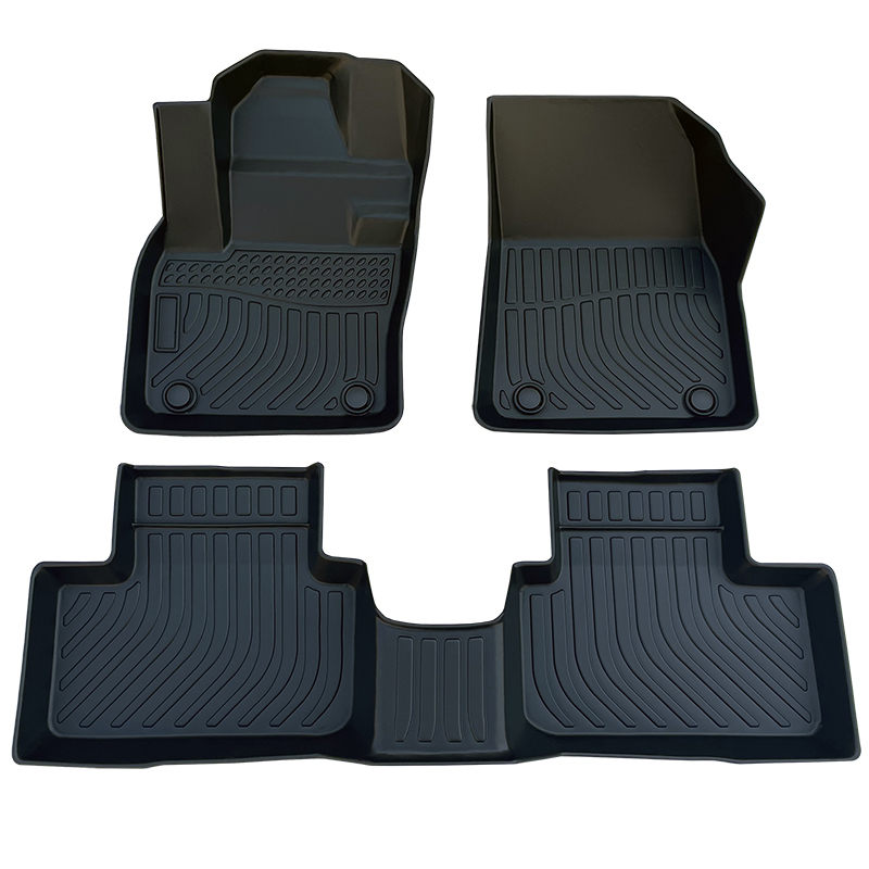 TPE all weather car floor liners mats for Volvo XC40