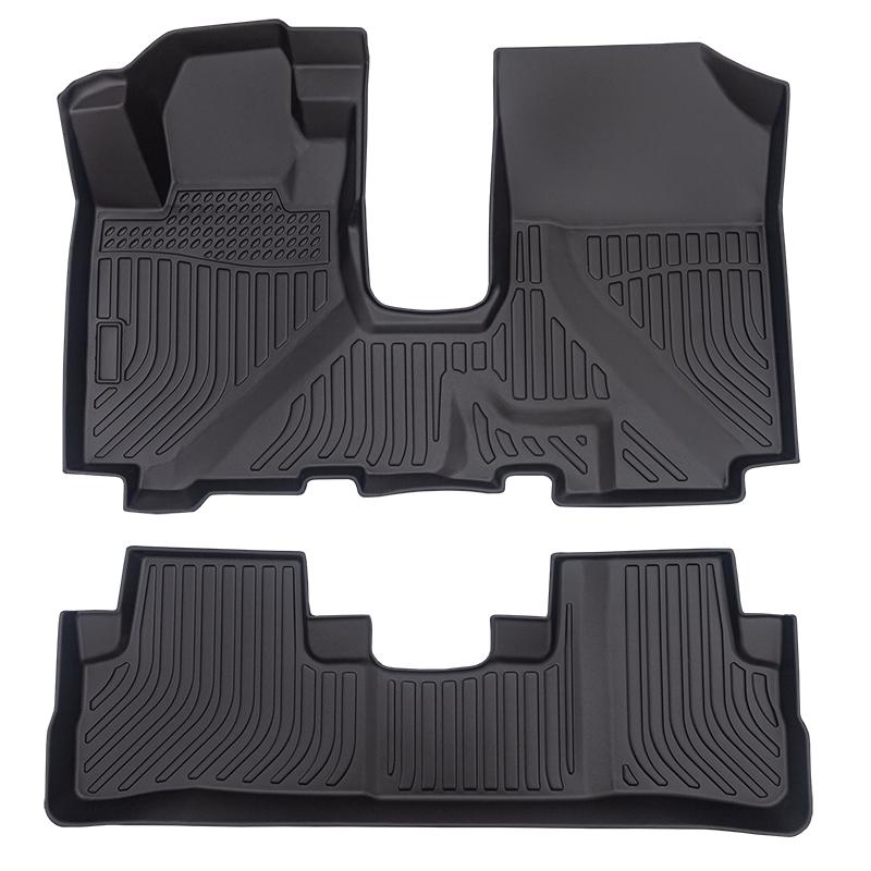 5D carpet car floor liners mats matting for Honda CR-V CRV