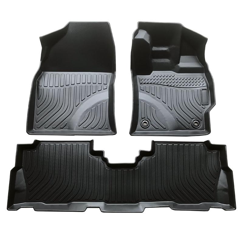 Car floor mats for Toyota Prius α Alpha トヨタ プリウス α ZVW41W フロアマット