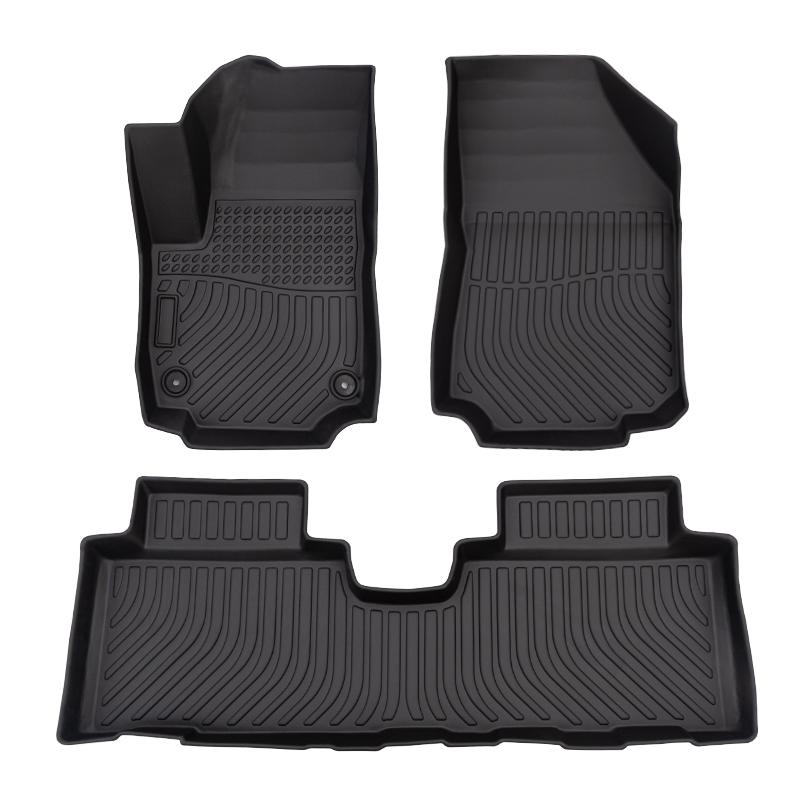 3D Car floor liner car floor mat for GMC Terrain Denali cargo linr trunk mat