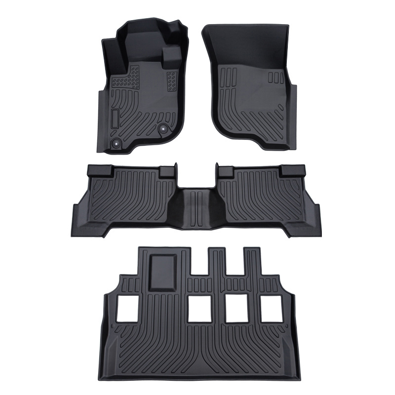 Car floor liner car floor mat for Mitsubishi Pajero Montero Sport